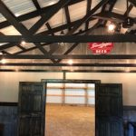 Entertainment shed available for resort rentals
